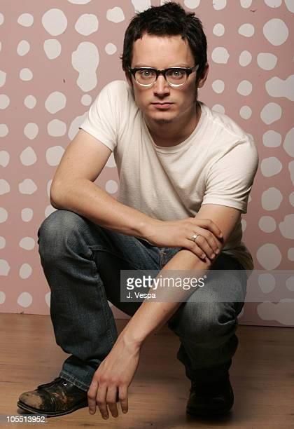 Elijah Wood during 2005 Toronto Film Festival 'Everything Is Illuminated' Portraits at HP Portrait Studio in Toronto Canada