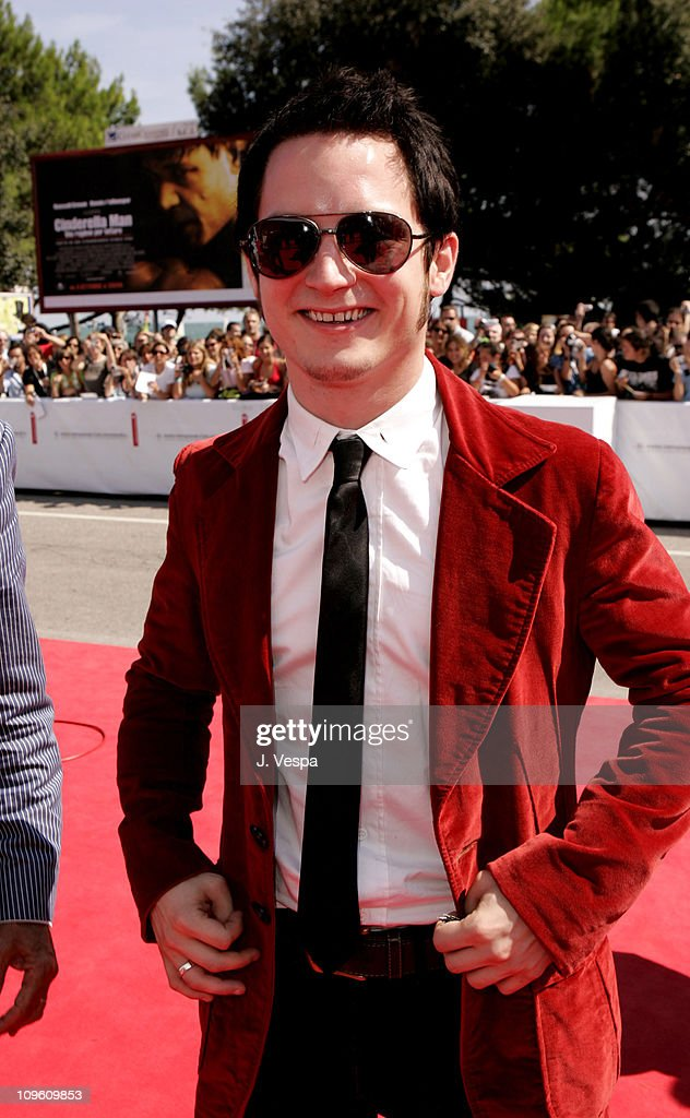 Elijah Wood during 2005 Venice Film Festival - 'Everything Is Illuminated' Premiere at Palazzo del Cinema in Venice Lido, Italy.