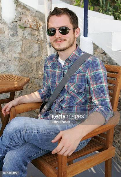 Elijah Wood during 2006 Giffoni International Children's Film Festival Elijah Wood Arrives at Giffoni in Giffoni Italy