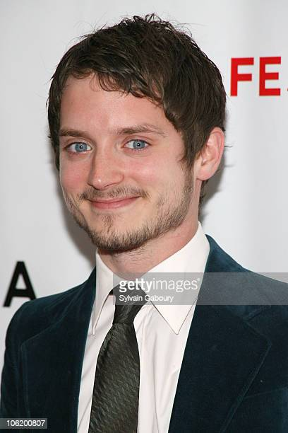 """Elijah Wood during 6th Annual Tribeca Film Festival - Premiere of """"Day Zero"""" - Red Carpet at Clearview Chelsea West Cinemas at 333 West 23rd Street..."""