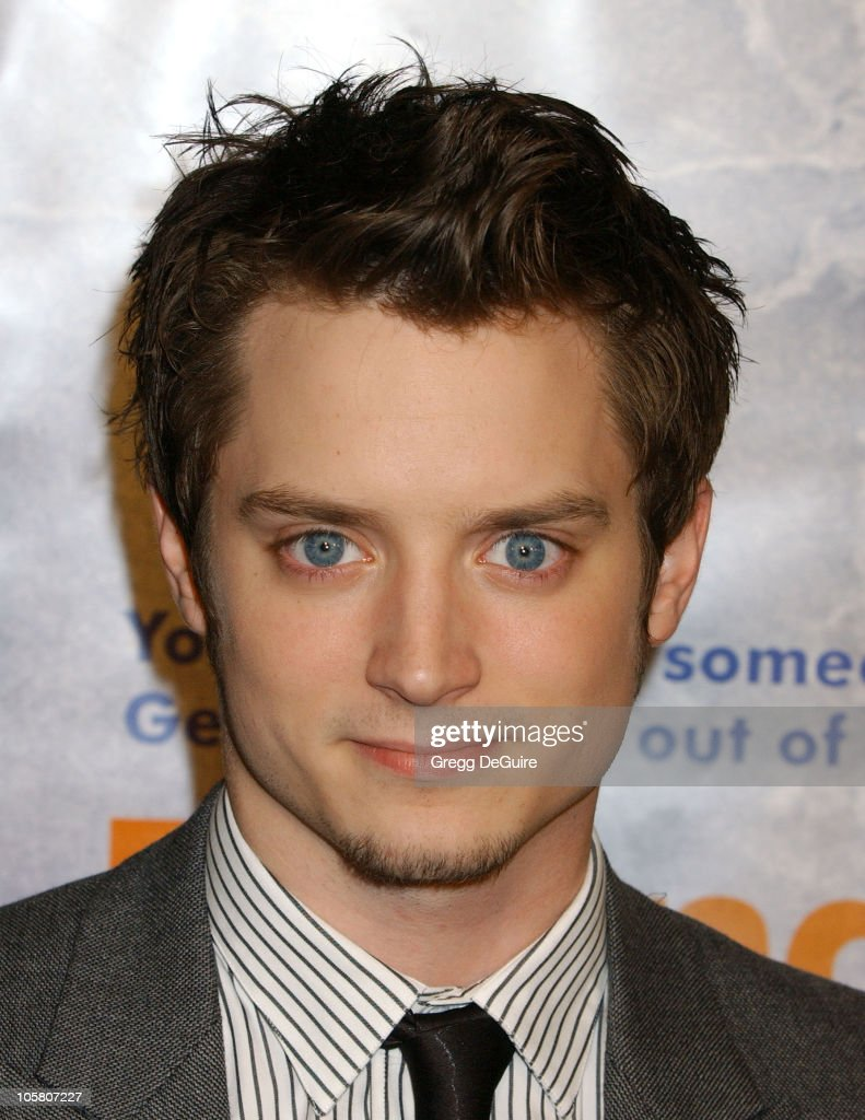 Elijah Wood during 'Eternal Sunshine Of The Spotless Mind' - Los Angeles Premiere at Academy Theatre in Beverly Hills, California, United States.