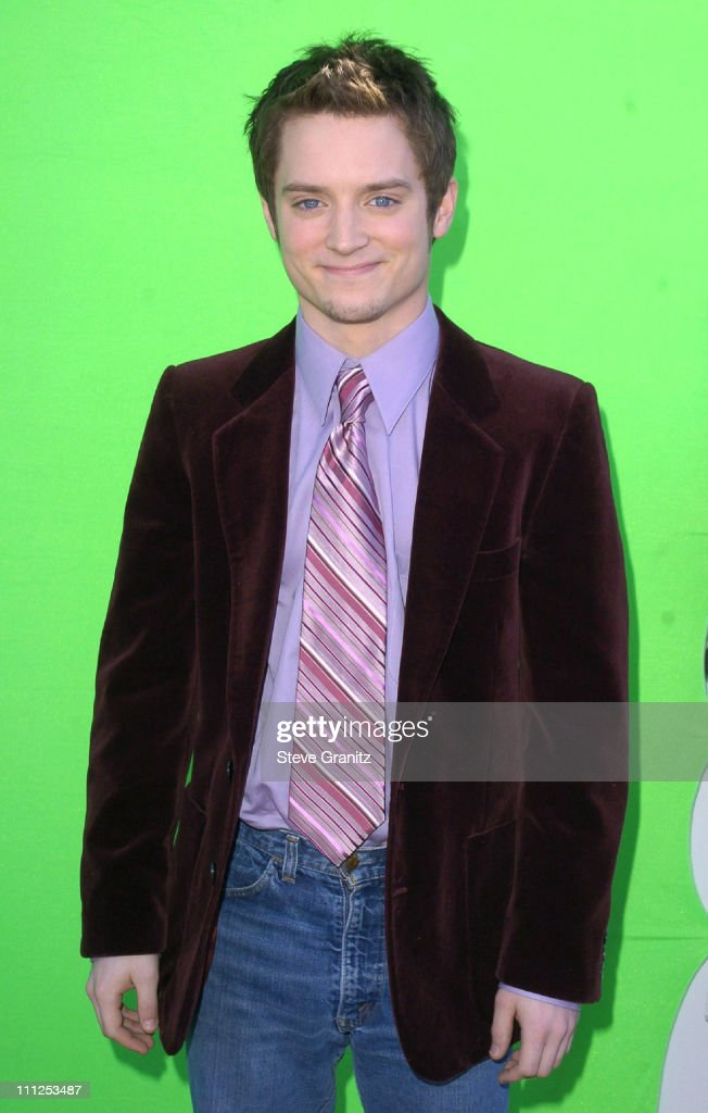 Elijah Wood during The 19th Annual IFP Independent Spirit Awards - Arrivals at Santa Monica Pier in Santa Monica, California, United States.