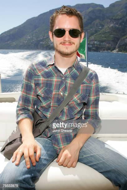 Elijah Wood in Giffoni Italy