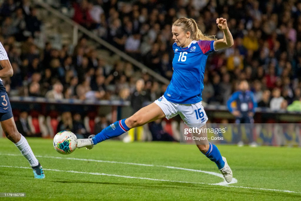 France V Iceland, International Friendly. : News Photo