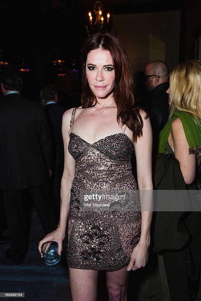 Elina Madison attends the Sodo Comes Alive party at Aston Manor on March 8, 2013 in Seattle, Washington.