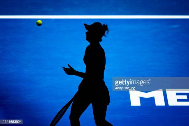 Elina Svitolina of Ukraine at the 2019 Australian Open Tennis Championship during Day 6 Match on 19 Jan 2019 at Melbourne Park Tennis Centre...