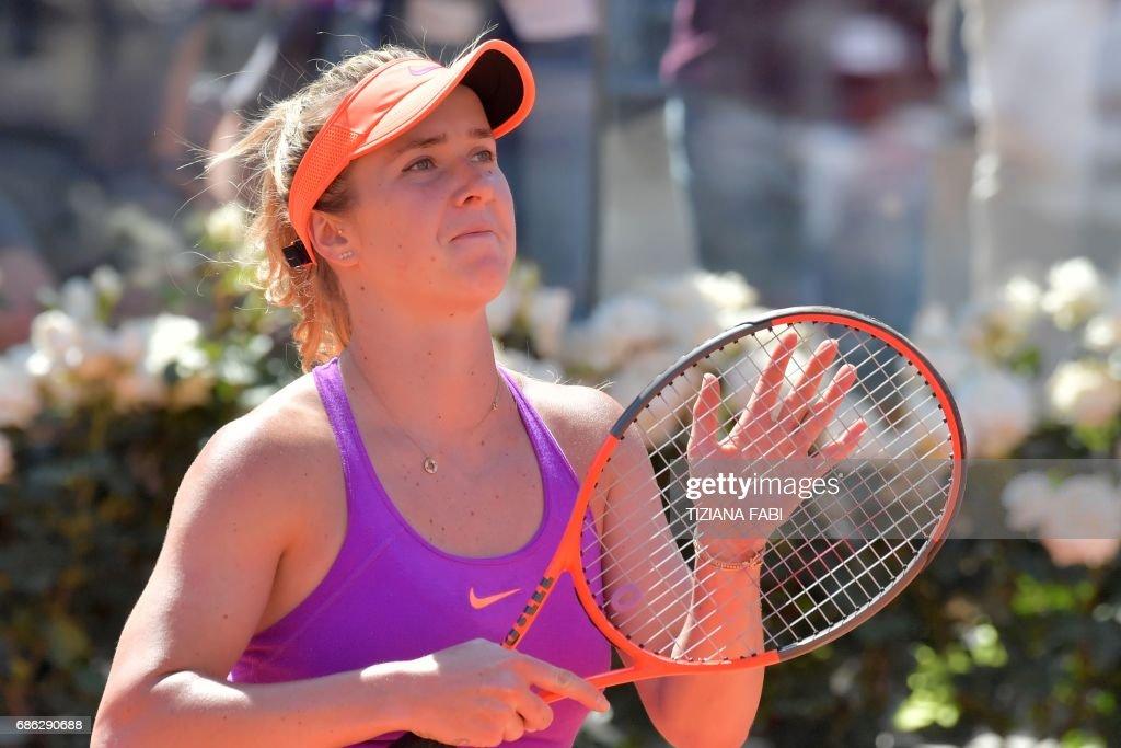 TENNIS-ITA-WTA-FINAL : Photo d'actualité