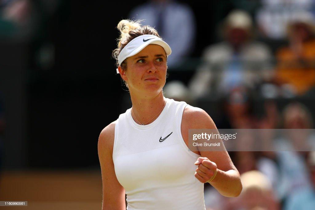 Day Eight: The Championships - Wimbledon 2019 : News Photo