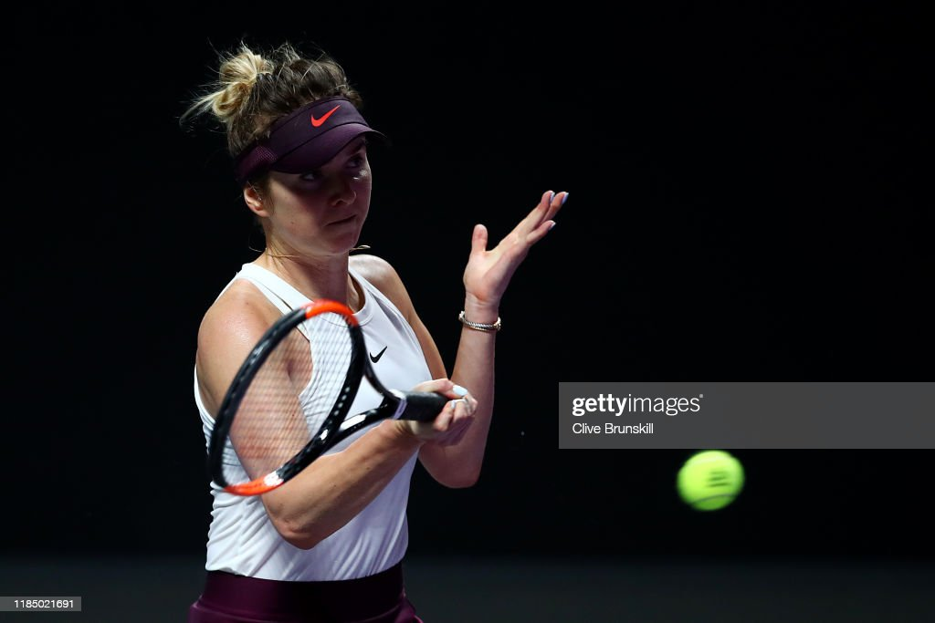 2019 WTA Finals - Day Seven : News Photo