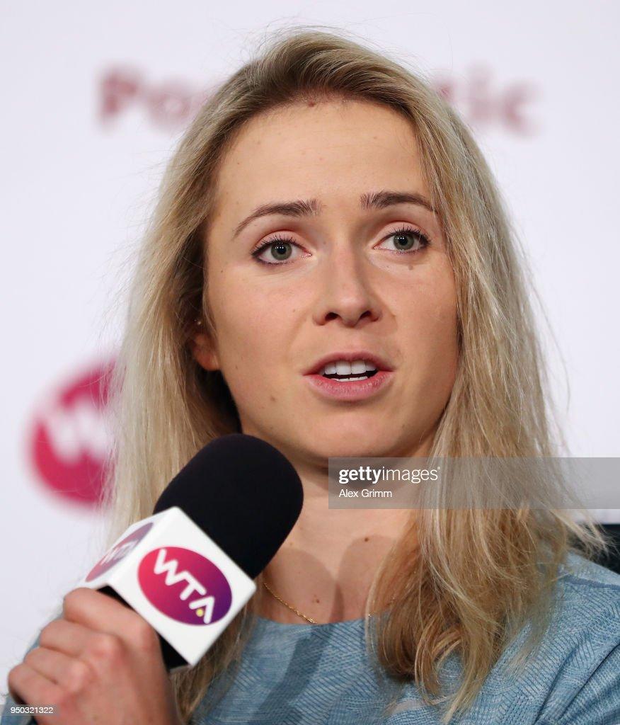 Porsche Tennis Grand Prix Stuttgart 2018
