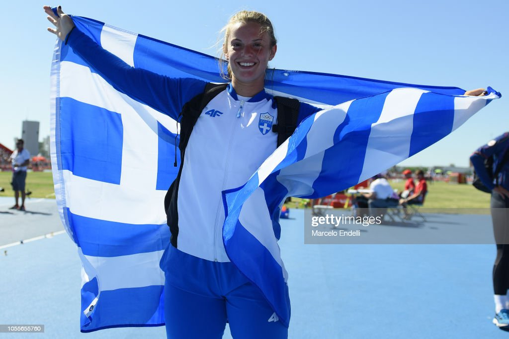 Athletics - Buenos Aires Youth Olympics: Day 10 : News Photo