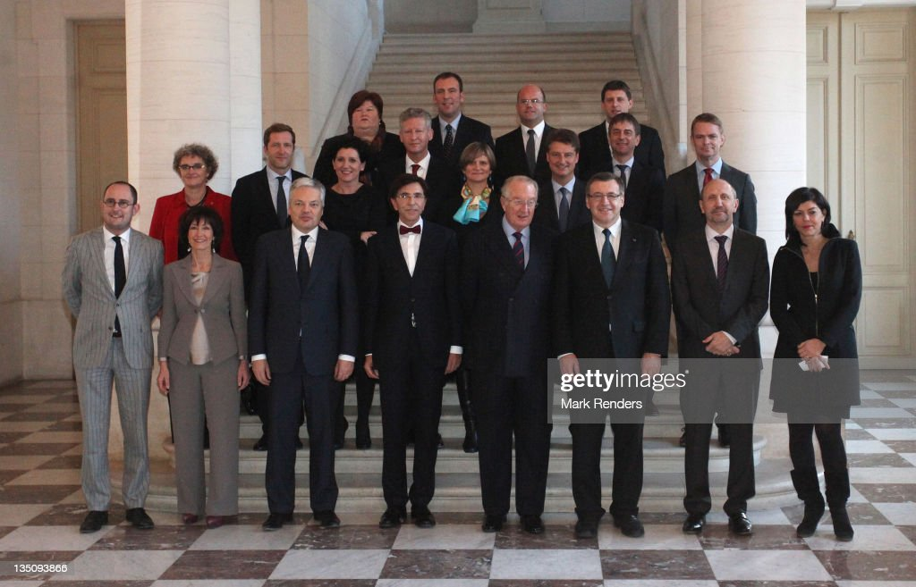 The Belgian Government Is Sworn In After 540 Days Without An Elected Government