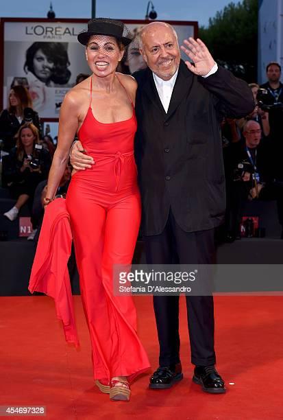 Elio Fiorucci attends 'Good Kill' Premiere during the 71st Venice Film Festival on September 5 2014 in Venice Italy