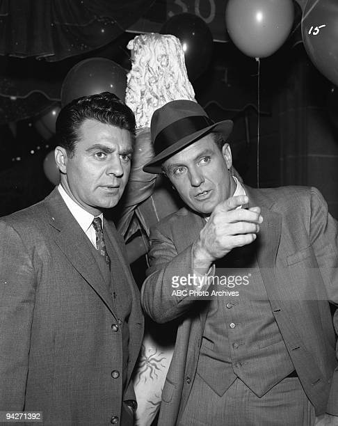 THE UNTOUCHABLES Eliot Ness and his men go to New Orleans to disrupt the increasing drug traffic during Murder Under Glass which aired on March 23...
