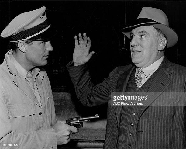 THE UNTOUCHABLES Eliot Ness moves in on Wally Legenza during The TriState Gang which aired on December 10 1959 ROBERT