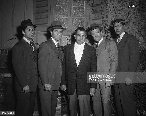 THE UNTOUCHABLES Eliot Ness trails Arnie Mendoza who framed Tommy Karpeles for the Hillsdale Express train robbery then kidnapped his daughter during...