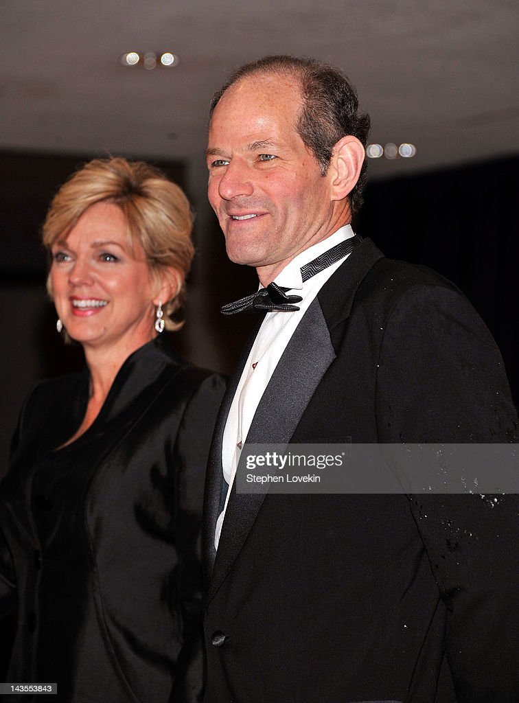 Eliot Spitzer attends the 98th Annual White House Correspondents' Association Dinner at the Washington Hilton on April 28, 2012 in Washington, DC.