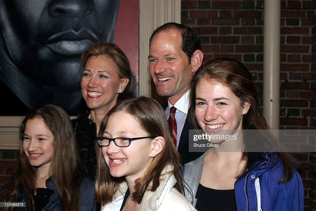 """Julius Caesar"" on Broadway - Arrivals - April 3, 2005"