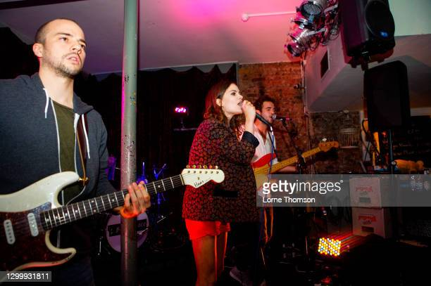 Eliot Sumner of I Blame Coco performs at The Flowerpot, London on June 01, 2010 in London, England.