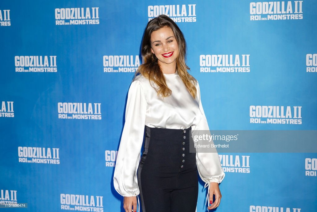 "FRA: ""Godzilla II - Roi des Monstres"" : Premiere  At Le Grand Rex In Paris"