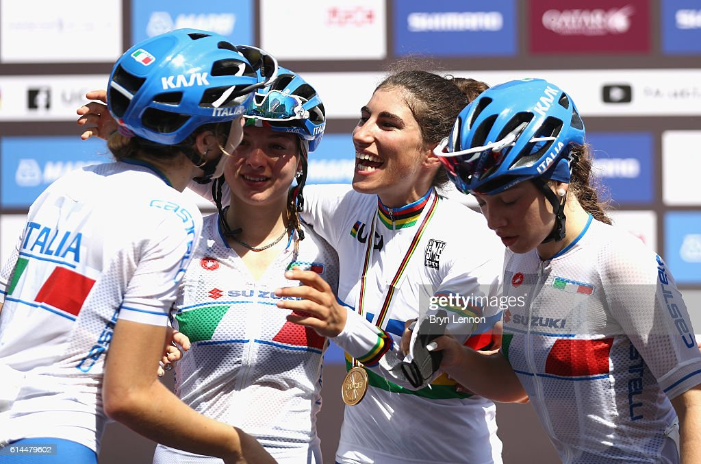 UCI Road World Championships - Day Six : News Photo