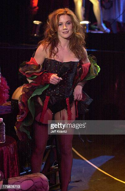 Elisa Donovan during Rocky Horror 25th Anniversary Karoke VH1 Celebration at The Joint in the Hard Rock Hotel Casino in Las Vegas Nevada United States