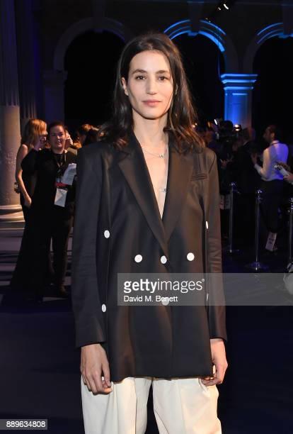 Elisa Lasowski attends the British Independent Film Awards held at Old Billingsgate on December 10 2017 in London England