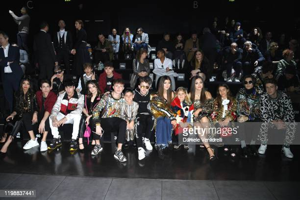 Elisa Maino Diego Lazzari Gianmarco Rottaro Marta Losito Harvey Leigh Cantwell a guest Jacob Sartorius Loren Gray a guest Brooke Taylor Kier a guest...