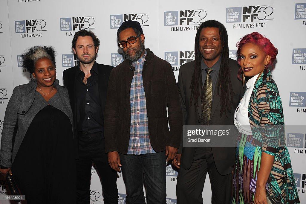 'Dreams Are Colder Than Death' Premiere - 52nd New York Film Festival : News Photo