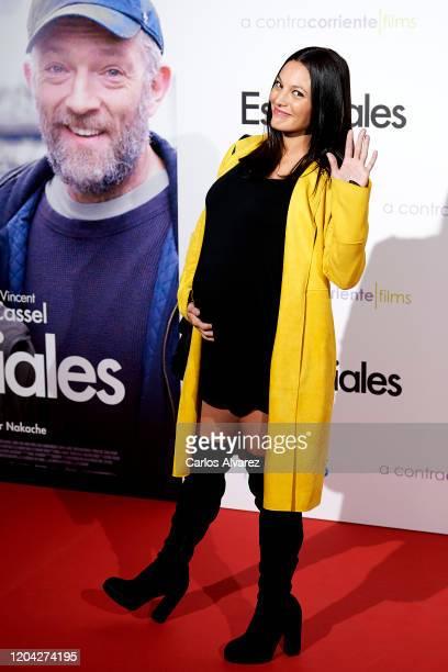 Eva Isanta - El Bar Movie Premiere in Madrid 3/22/ 2017