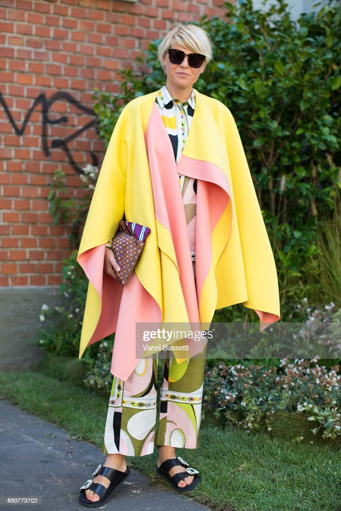 Street Style: September 21 - Milan Fashion Week Spring/Summer 2018