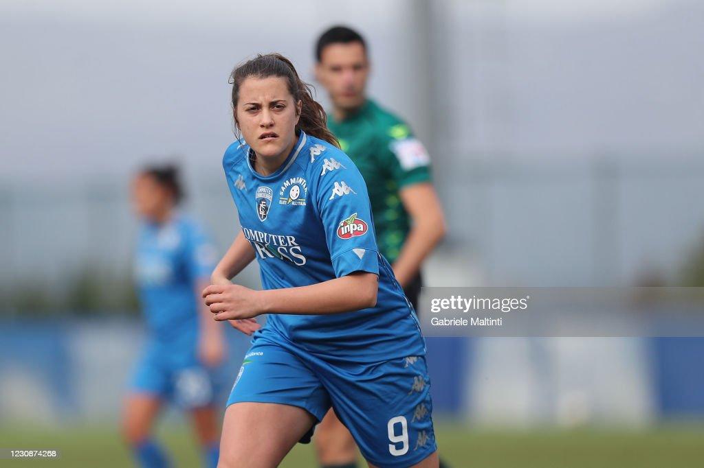 Empoli Ladies v Juventus Women - Women Coppa Italia : News Photo