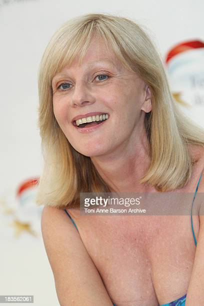 Elisa Servier attends a photocall at the Grimaldi Forum on June 7 2010 in MonteCarlo Monaco