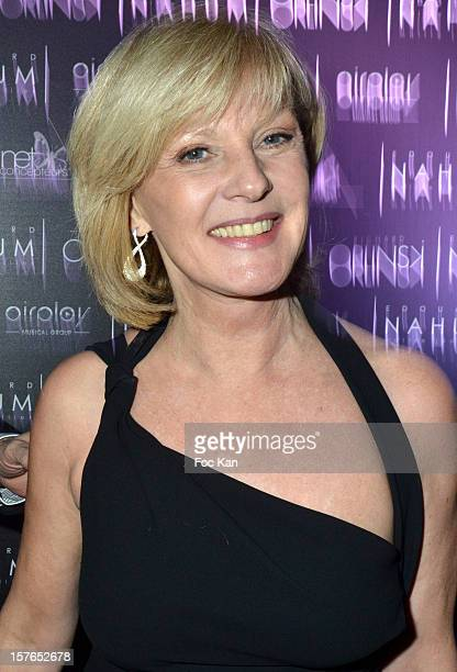 Elisa Servier attends the Jeweler Edouard Nahum 'Maya' New Collection Launch Party at La Gioia on December 4 2012 in Paris France