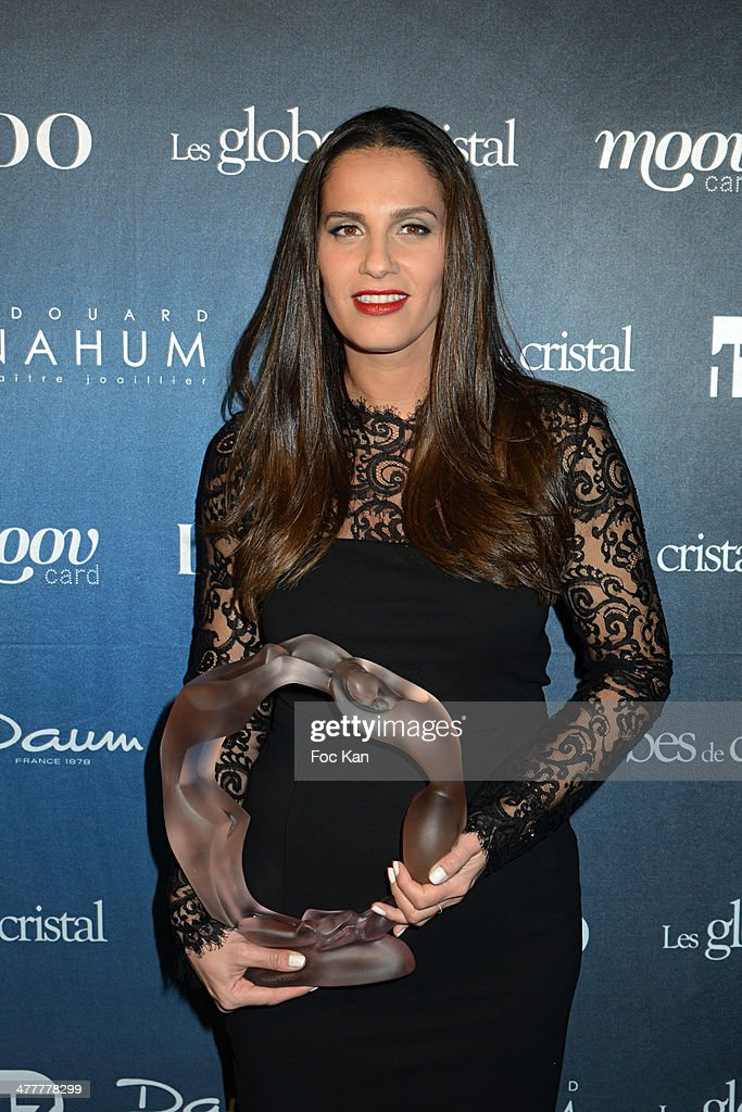 'Globes De Cristal' 2014 :  Award Ceremony At The Lido In Paris