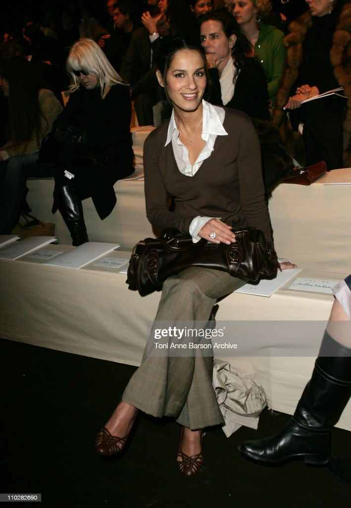 Paris Fashion Week - Autumn/Winter 2006 - Ready to Wear - Celine - Front Row