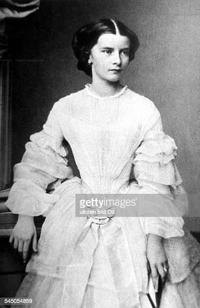Elisabeth Amalie Eugenie gen 'Sissi'*2412183710091898Kaiserin von Österreich seit 1854Köngin von Ungarn seit 1867geborene Prinzessin in Bayern...