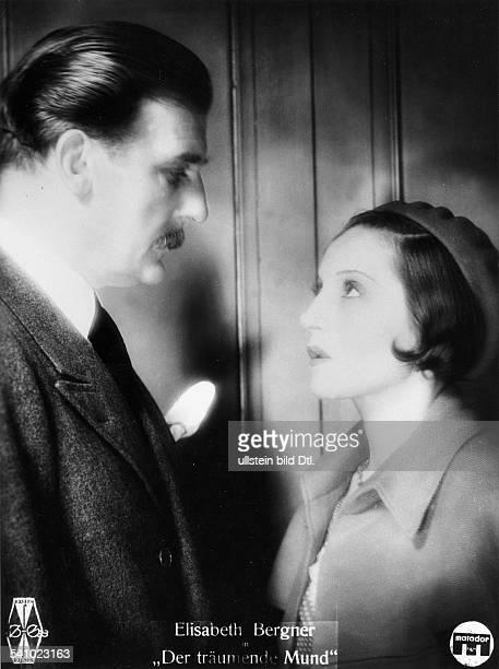 Elisabeth Bergner and Rudolf Forster starring in 'Dreaming Lips' directed by Paul Czinner 1931