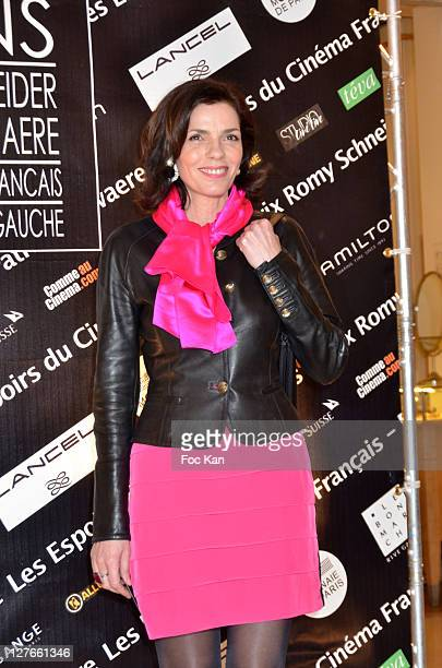 Elisabeth Bourgine attends the 'Romy Schneider and Patrick Dewaere Awards 2011 Ceremony at the Bon Marche on April 4, 2011 in Paris, France.