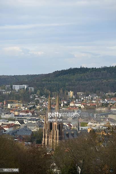 Elisabeth curch in Marburg, Deutschland
