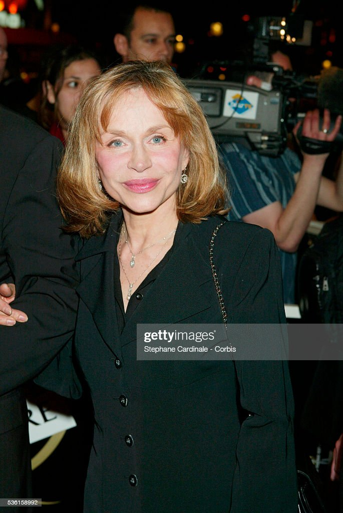 Paris Film Festival 2003 : News Photo