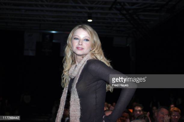 Elisabeth Harnois during 2005 Sundance Film Festival Pretty Persuasion Premiere at Racquet Club in Park City Utah United States