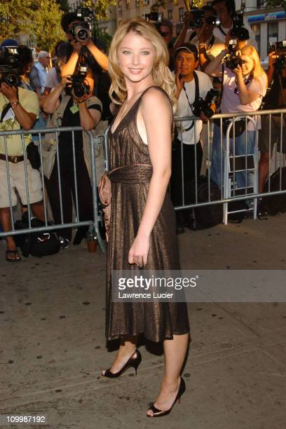 Elisabeth Harnois during Pretty Persuasion New York City Premiere Arrivals at Clearview Chelsea West in New York City New York United States