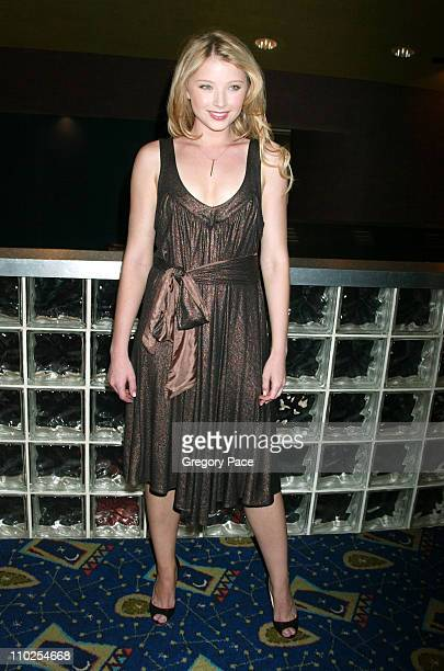 Elisabeth Harnois during 'Pretty Persuasion' New York City Premiere Inside Arrivals at Clearview Chelsea West in New York City New York United States