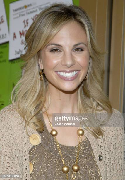 Elisabeth Hasselbeck during Elisabeth Hasselbeck Reads Imogene's Antlers At TheatreworksUSA July 25 2006 at TheatreworksUSA in New York City New York...