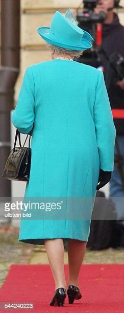 Elisabeth II Königin von England in Berlin