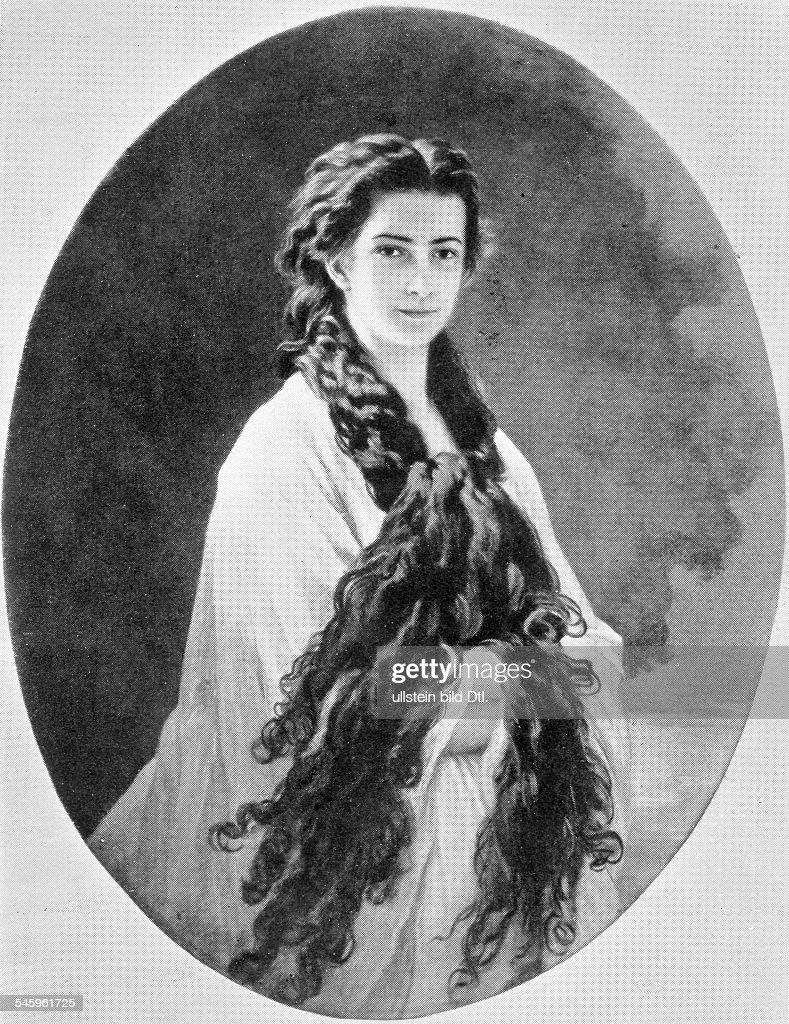 elisabeth kaiserin von oesterreich ungarn 1837 1898. Black Bedroom Furniture Sets. Home Design Ideas