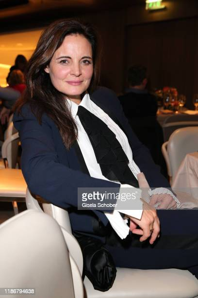 Elisabeth Lanz during the ARD advent dinner hosted by the program director of the tv station Erstes Deutsches Fernsehen at Hotel Bayerischer Hof on...