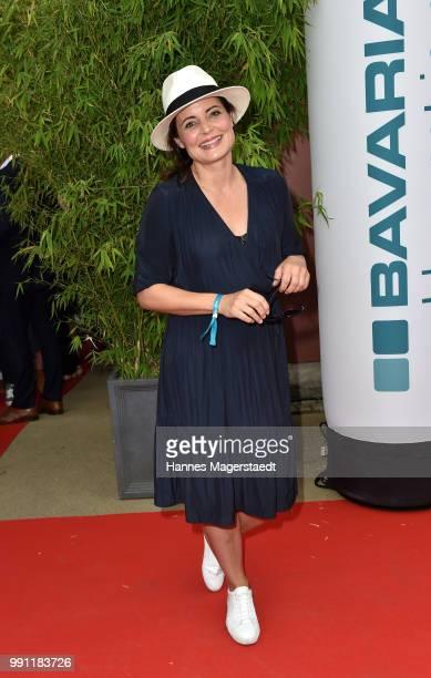 Elisabeth Lanz during the Bavaria Film reception during the Munich Film Festival 2018 at Kuenstlerhaus am Lenbachplatz on July 3 2017 in Munich...