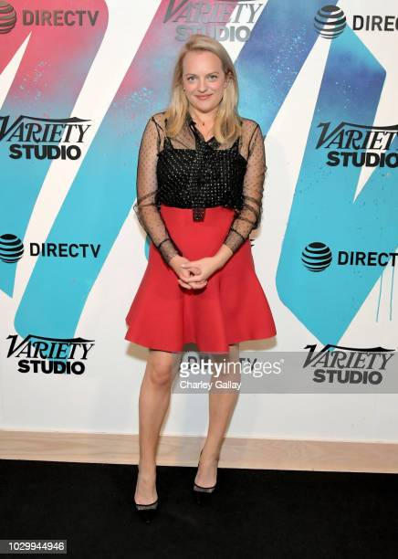 Elisabeth Moss stops by DIRECTV House presented by ATT during Toronto International Film Festival 2018 at Momofuku Toronto on on September 9 2018 in...